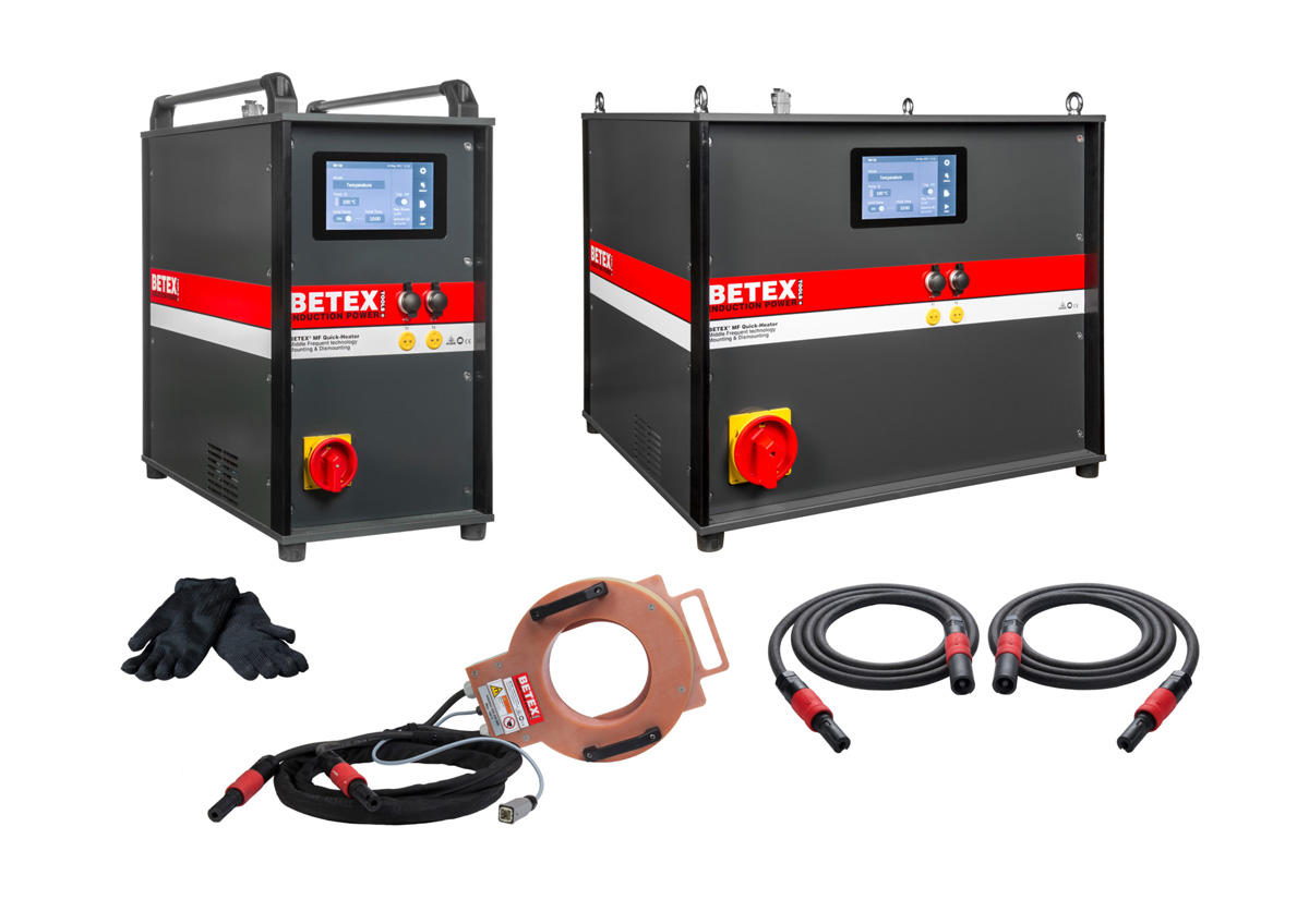 Anwärmer Betex MF Quick-Heater 3.0