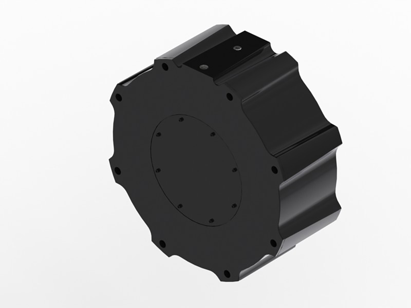 High torque, zero backlash brake I-300 from Nexen for indexing and positioning systems