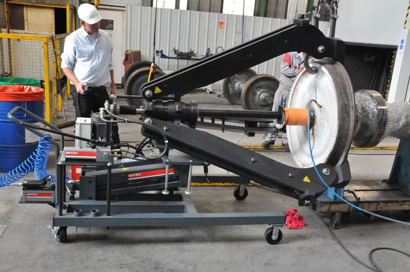 Hydraulic Puller Grease : Tpr international